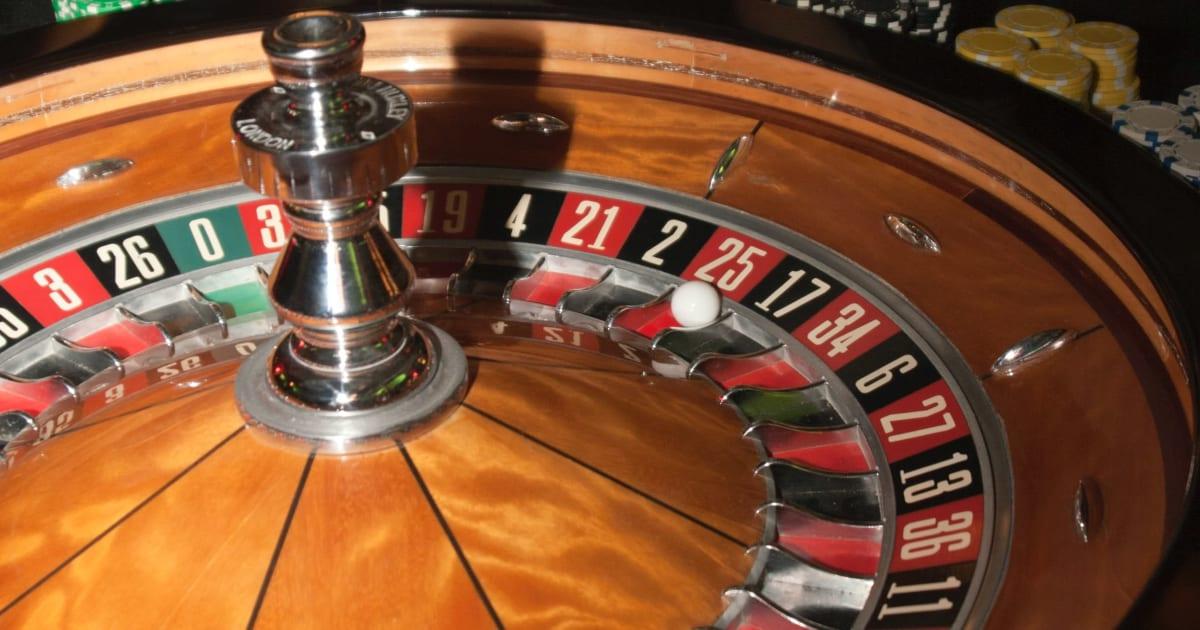 Bästa kryptokasinon för att spela roulette 2021