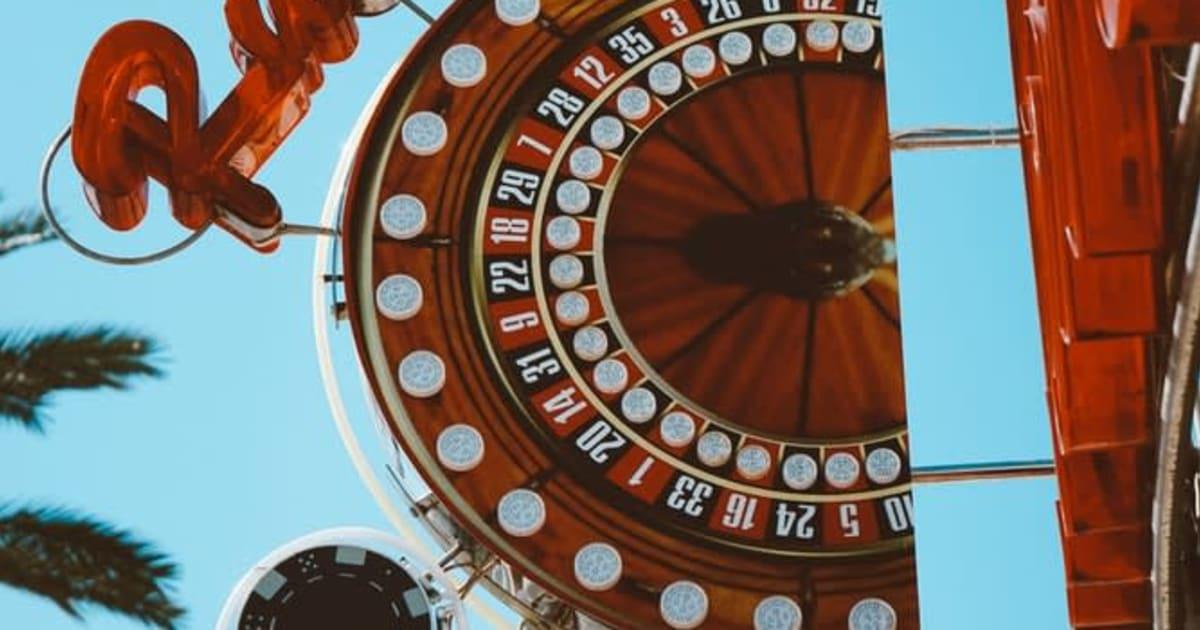 5 online roulette tips för att öka chansen att vinna